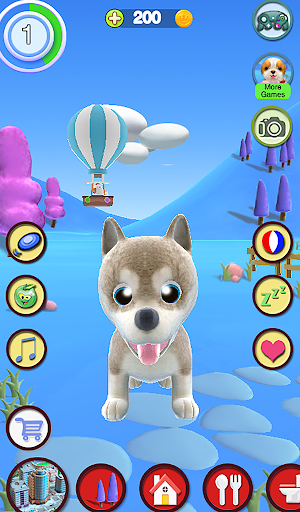 Talking Puppy 1.64 screenshots 20