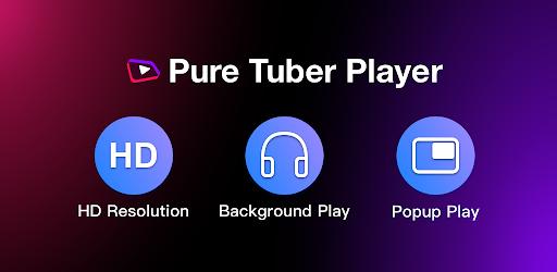 Pure Tuber Player - Play Tube & Video Tube  screenshots 1