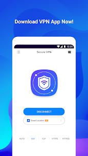 Fast VPN Secure MOD (Unlocked/Premium) 5