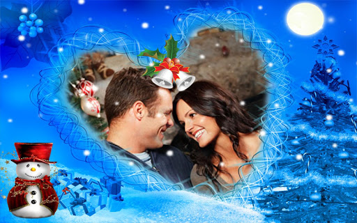 Christmas Photo Frames For PC Windows (7, 8, 10, 10X) & Mac Computer Image Number- 11