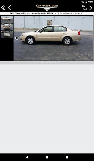 Car-Part.com Used Auto Parts 2.11.010 Screenshots 9