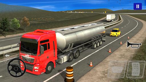 Europa Truck Driving Simulator 2021 screenshots 8