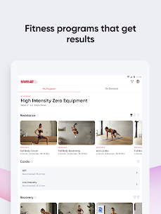 Sweat: Fitness App For Women MOD APK (SUBSCRIBED) Download 10