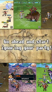 Automatic RPG Mod Apk 1.4.1 (Unlimited Gold/Exp) 4