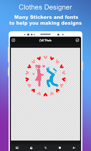 Clothes Designer | T-shirt Design & Clothes Maker 1.1.1 Screenshots 6