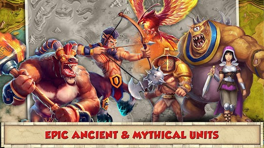Total Conquest Mod Apk 2.1.5a Unlimited Money For Android 2