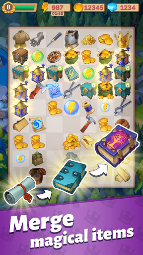 Merge Master: Adventure Puzzle 1.1.3 (a262) screenshots 3