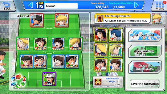 Captain Tsubasa ZERO -Miracle Shot Mod Apk (Weak Enemies) 2