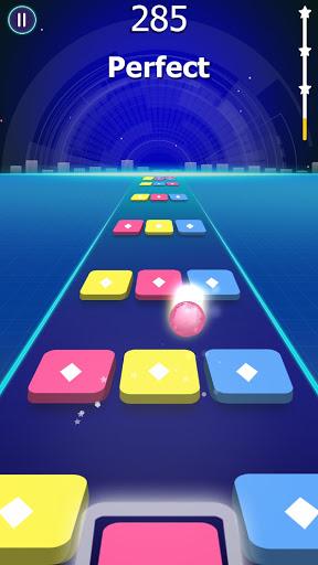 Beat Ball: Dancing Color Hop 1.2 screenshots 4