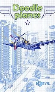 Рисованные самолёты для Андроид 1