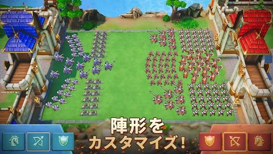 ロードモバイル: 戦争キングダム – ストラテジーRPG Screenshot