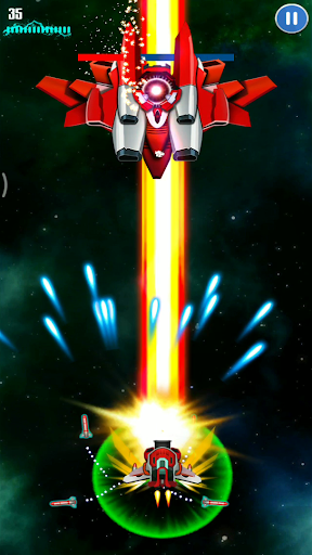 Galaxy Invader: Space Shooting 2.5 screenshots 3
