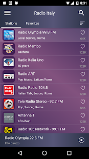 Radio Italy - Radio FM Italy