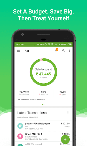 Money View Money Manager and Instant Personal Loan apktram screenshots 3