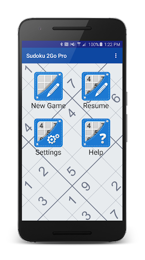 Sudoku 2Go Free apktreat screenshots 1