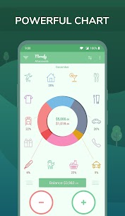 Monefy – Budget Manager and Expense Tracker app 1