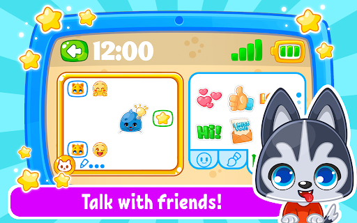 Babyphone & tablet - baby learning games, drawing 2.3.6 screenshots 5