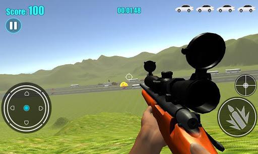 Sniper Traffic Hunter Game 1.5 screenshots 3