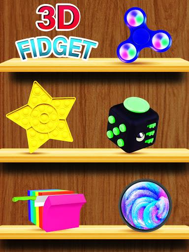 Fidget Toys 3D: Antistress Game-ASMR Fidget 1.6 screenshots 9