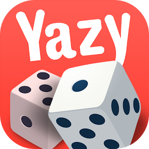 Yazy the best yatzy dice game 1.0.34 by FIOGONIA LIMITED logo
