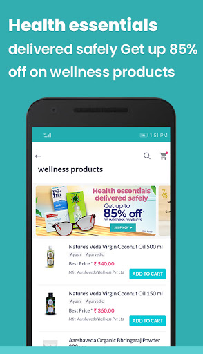 Netmeds - Indiau2019s Trusted Online Pharmacy App android2mod screenshots 5