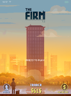The Firm - Free edition Screenshot