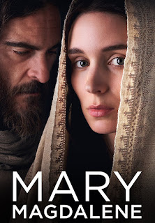 """alt=""""Directed by Garth Davis (Lion and Top of the Lake) and set in the Holy Land in the first century C.E., a young woman (Rooney Mara) leaves her small fishing village and traditional family behind to join a radical new social movement. At its head is a charismatic leader, Jesus of Nazareth (Joaquin Phoenix), who promises that the world is changing. Mary is searching for a new way of living, and an authenticity that is denied her by the rigid hierarchies of the day. As the notoriety of the group spreads and more are drawn to follow Jesus' inspirational message, Mary's spiritual journey places her at the heart of a story that will lead to the capital city of Jerusalem, where she must confront the reality of Jesus' destiny and her own place within it. - ( Original Title - Mary Magdalene )     CAST AND CREDITS  Actors Rooney Mara, Joaquin Phoenix, Ariane Labed, Chiwetel Ejiofor  Producers Iain Canning, Emile Sherman, Liz Watts  Director Garth Davis  Writers Helen Edmundson, Philippa Goslett"""""""