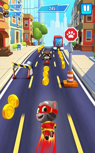 Talking Tom Hero Dash - Run Game 2.5.0.894 screenshots 1