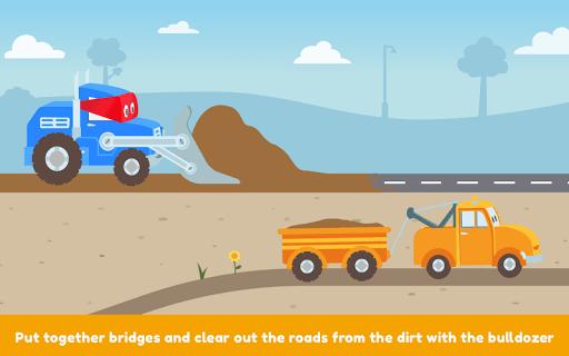 Carl the Super Truck Roadworks: Dig, Drill & Build 1.7.13 screenshots 23