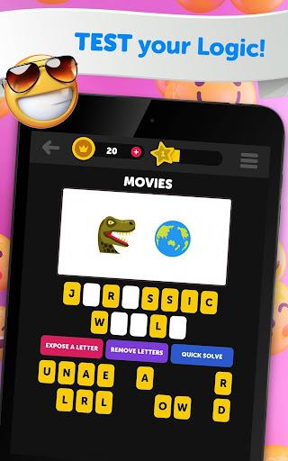 Guess The Emoji - Trivia and Guessing Game! 9.52 screenshots 20