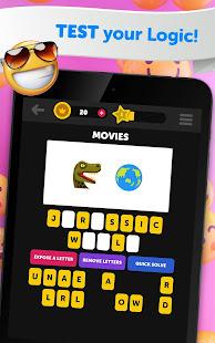Guess The Emoji - Trivia and Guessing Game! screenshots 12