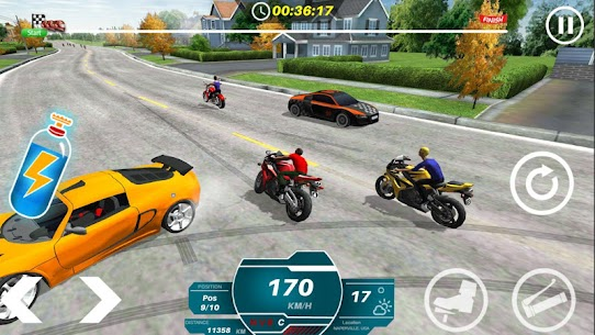 Naperville Motorcycle Racing – APK Mod for Android 3