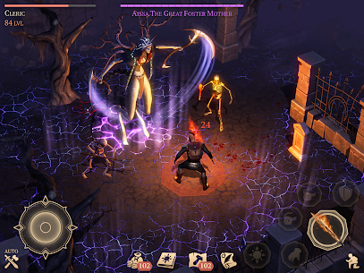 Grim Soul: Dark Fantasy Survival MOD APK 3.2.2 (Unlocked VIP, Free Crafting) 10