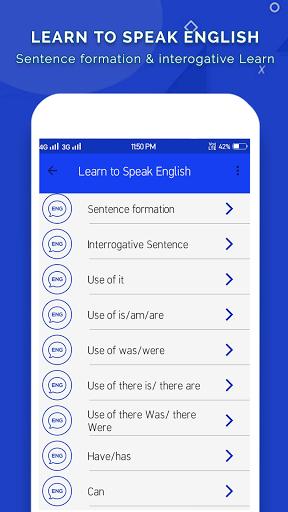 English To Hindi Dictionary Apkfinish screenshots 5