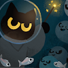 Momo Cat Halloween - Sea Magic