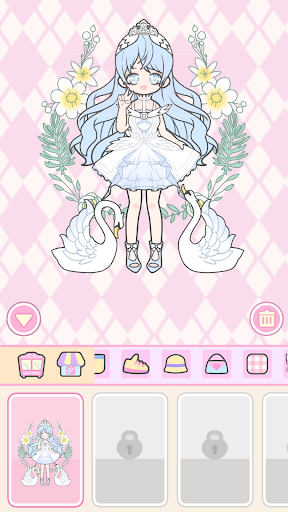 Vlinder Girl - Dress up Games , Avatar Creator  screenshots 15
