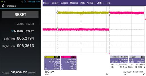 timekeeper3.0 screenshot 1