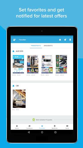 marktguru - leaflets, offers & cashback 4.2.0 screenshots 8