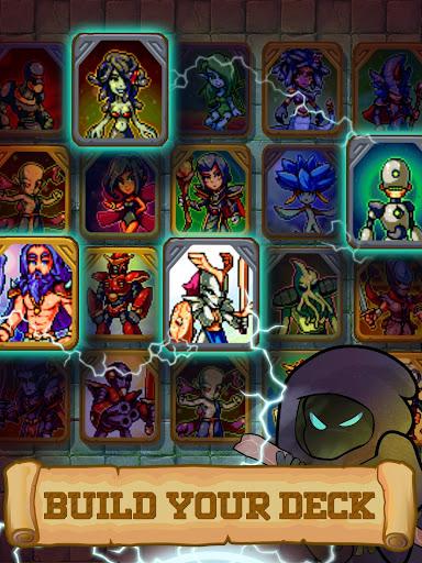 Rogue Adventure: Card Battles & Deck Building RPG 1.7.8 Screenshots 2