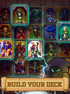 Rogue Adventure: Card Battles & Deck Building RPG 2.3.2 Screenshots 2