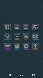 Color Gloss - Icon Pack Screenshot