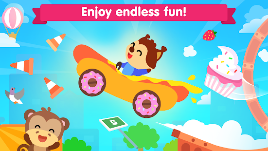 Car games for kids ~ toddlers game for 3 year olds screenshots 3