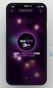 Hot VPN - New Turbo VPN Free Hotspot 2020 1.9