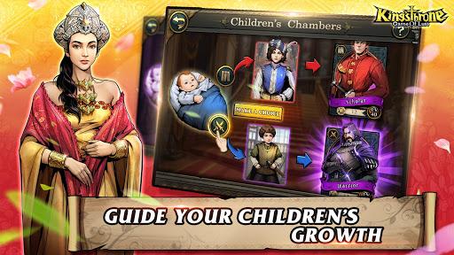 King's Throne: Royal Delights  screenshots 4