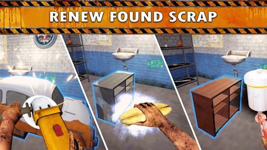 Junkyard Builder Simulator Para Hileli Apk Güncel 2021** 1