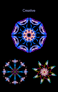 Magic Doodle Joy - Kaleidoo Screenshot