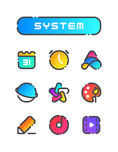 GRADION Icon Pack v2.5 [Patched] 2