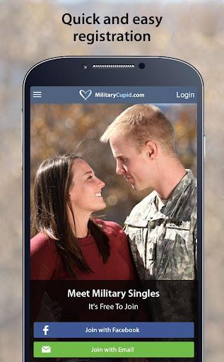 MilitaryCupid - Military Dating App 3.2.0.2662 Screenshots 1