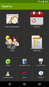 Shift Work Calendar FlexR Pro v7.11.6 Patched APK 2