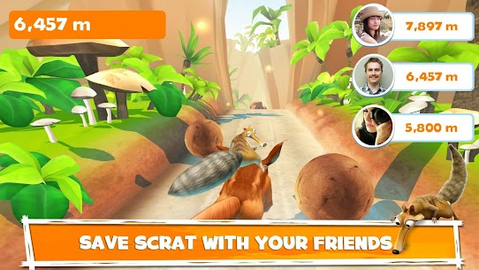 Download Ice Age Adventures Ice Age game for Android + mod + data 5